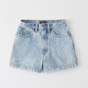 Kids light wash Abercrombie jeans
